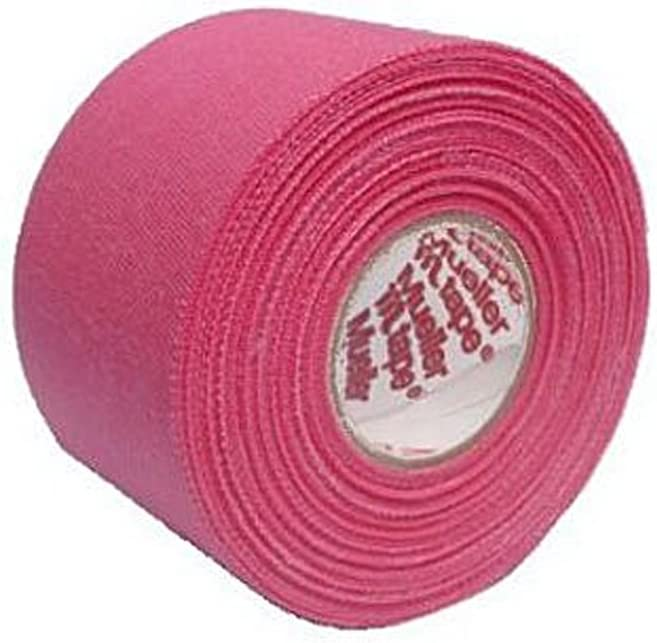 MUELLER ZINC OXIDE Ranking TOP3 TRAINERS TAPE M INCH 2 outlet ROLL 1 PINK