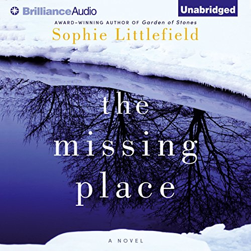 The Missing Place audiobook cover art