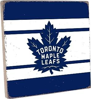 NHL Unisex Vintage Square Sign in Team Color