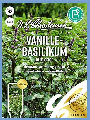 Vanille-Basilikum Blue Spice N.L.Chrestensen Samen 2060