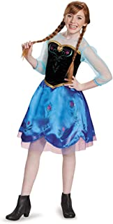 Anna Traveling Tween Costume, X-Large (14-16)
