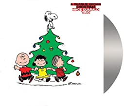 A Charlie Brown Christmas - Exclusive Limited Edition Silver Colored Vinyl LP