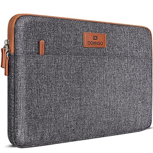 "DOMISO 14 Zoll Wasserdicht Laptop Sleeve Case Notebook Hülle Schutzhülle Tasche für 14\"" Lenovo ThinkPad X1 Carbon/ThinkPad A475 L480 T490s/HP ProBook 640 645 Stream 14/Dell Latitude 5490 7490"