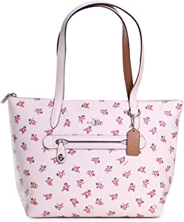 Women's Taylor Tote with Floral Bloom Print