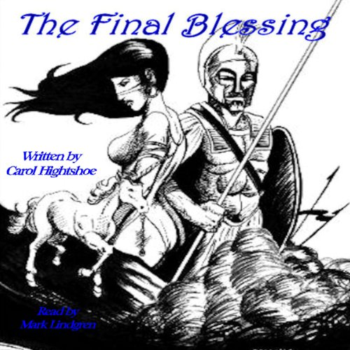 The Final Blessing audiobook cover art