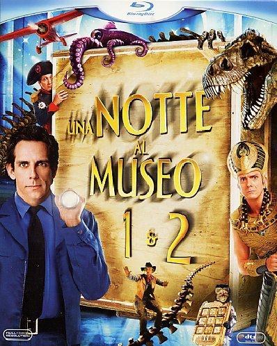 Una notte al museo 1 & 2 [Blu-ray] [IT Import]