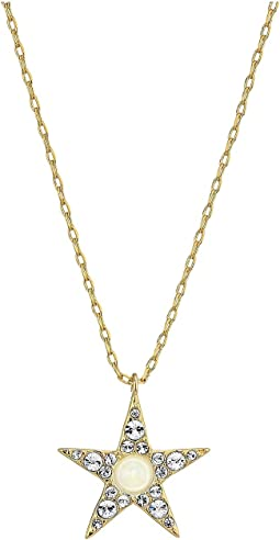 Kate Spade New York - Seeing Stars Pave Star Pendant Necklace