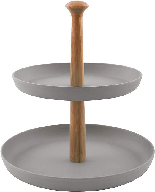 3 cm métal Biscuits Noël Décoration /& Pâtisserie Assiette 26 cm Ø hauteur DECO