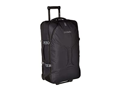 Pacsafe EXP29 Venturesafe Anti-Theft Wheeled Luggage (Black) Luggage