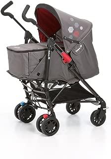 Safety 1st Stehhilfe Buggy Schwarz Kinder Sportwagen Kinderwagen Kinderbuggy