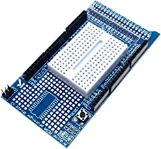 Electronic Module MEGA 2560 R3 Proto Prototype Shield V3.0 Expansion Development Board + Miniskirt PCB Breadboard 170 Tie ...