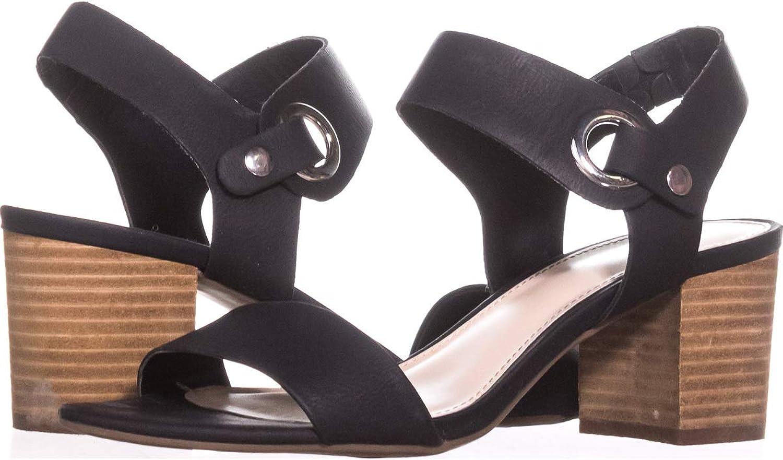 Bar III Womens Birdie Open Toe Casual Ankle Strap Sandals