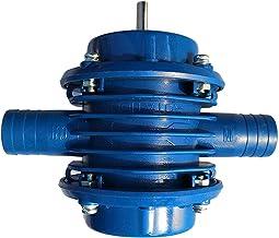 huangThroStore Bomba de Agua portátil de Acero Inoxidable autocebante DC Bomba centrífuga para Taladro eléctrico se Adapta a Todos los taladros eléctricos Taladro eléctrico hogar al Aire Libre