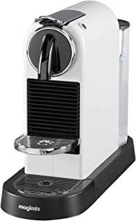 Magimix 11315 Nespresso Citiz 咖啡机,1260 W ,19 Bar 白色 11314