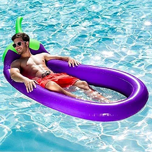 Wasser schwimmendes Bett, Pool Schlauchboote Blow Up Pool Schlauchboote, 98X39in für Erwachsene