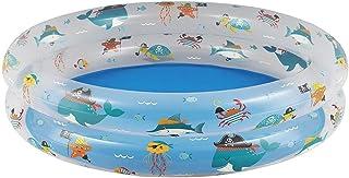 Banheira Estampada Fundo Do Mar Mor