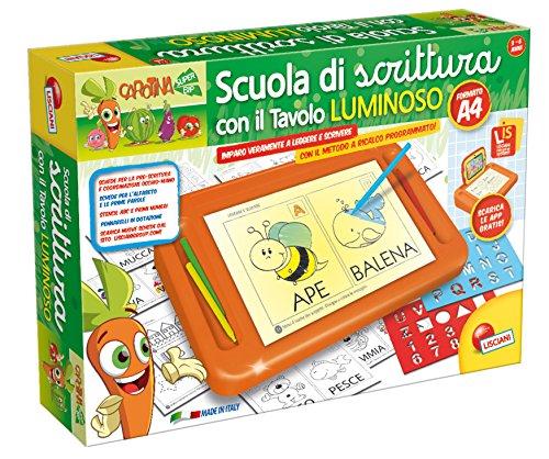 Lisciani 46003 - Edu System Scuola di Scrittura Tavolo Luminoso