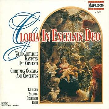 Choral Concert: Berlin Capella Cantorum - Krieger, J.P. / Zachow, F.W. / Erlebach, P.H. / Bach, J.S.