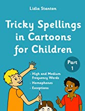 Tricky Spellings In Cartoons For Childre
