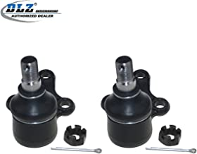 DLZ 2 Pcs Front Suspension Kit-2 Lower Ball Joints Compatible with 1989 1990 1991 1992 1993 1994 1995 Toyota Pickup RWD K9645