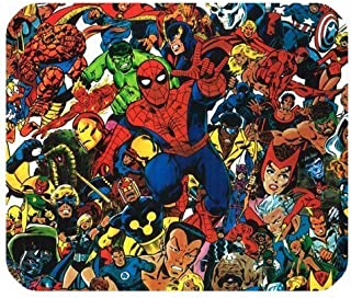 LeonardCustom- Personalized Rectangle Non-Slip Rubber Mousepad Gaming Mouse Pad / Mat- Marvel Superhero Spider-Man -LCMPV476