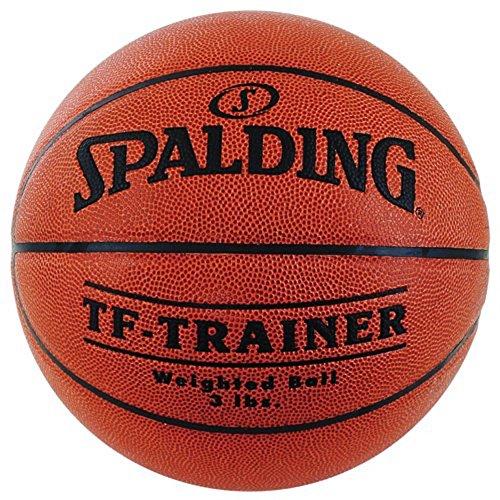 Best Prices! Spalding NBA 3-Pound Weighted Basketball Orange