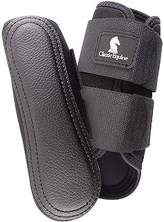 Classic Equine AirWave Splint Boots Medium Black