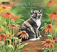 ランググラフイツクス 2020 30x34 CATS IN THE COUNTRY