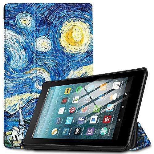 custodia tablet amazon ELTD Custodia Cover per Nuovo Fire 7 2019 Release