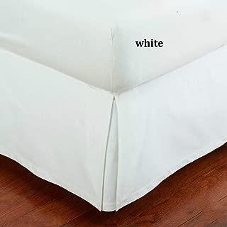 Linen Plus Full Size Luxury Tailored Bed Skirt 14