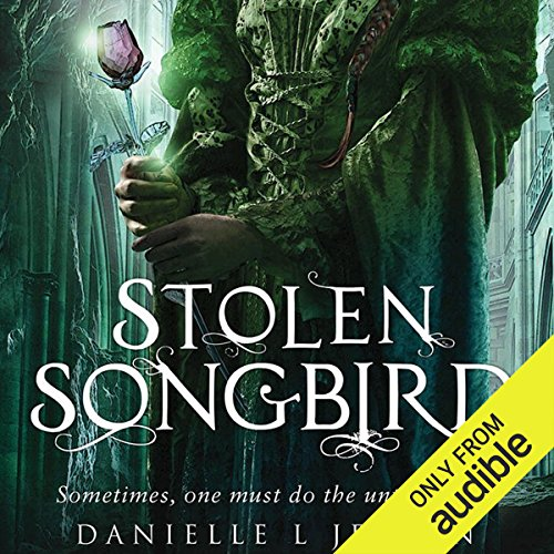 Stolen Songbird audiobook cover art