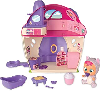 Cry Babies Magic Tears Katie's House Playset, Multi