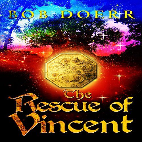 The Rescue of Vincent audiobook cover art