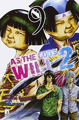 As the gods will 2 (Vol. 9)