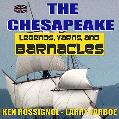The Chesapeake audiobook cover art