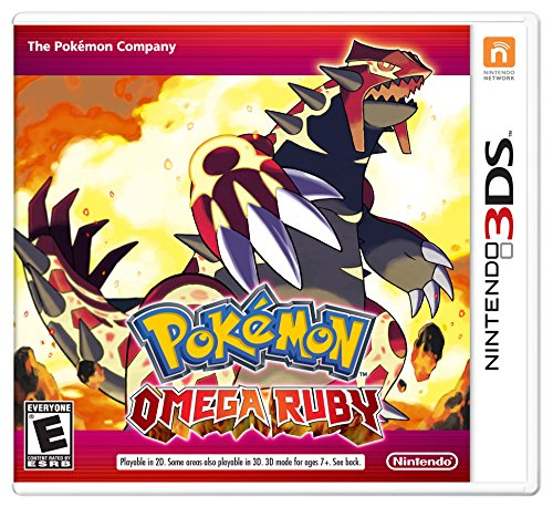 Pokémon Omega Ruby - Nintendo 3DS (Renewed)