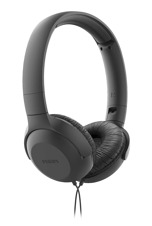 Philips Audios Upbeat Tauh201Bk Headphone