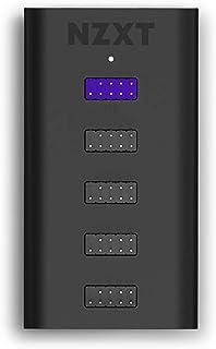 NZXT Internal USB Hub 3 - AC-IUSBH-M3-4 Porte USB 2.0 Interne - Nastri 3M Dual Lock - Corpo Magnetico
