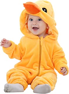 IDGIRL Baby Costume, Animal Cosplay Pajamas for Boys...