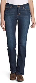 Women's StayShape Boot Cut Jeans - Slightly Curvy