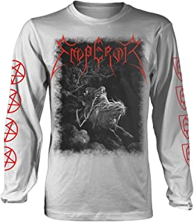 Emperor 'Rider 2019' (White) Long Sleeve Shirt