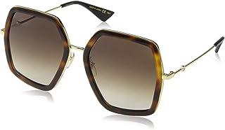 0e465fb70e917 Amazon.com  Gucci - Sunglasses   Sunglasses   Eyewear Accessories ...