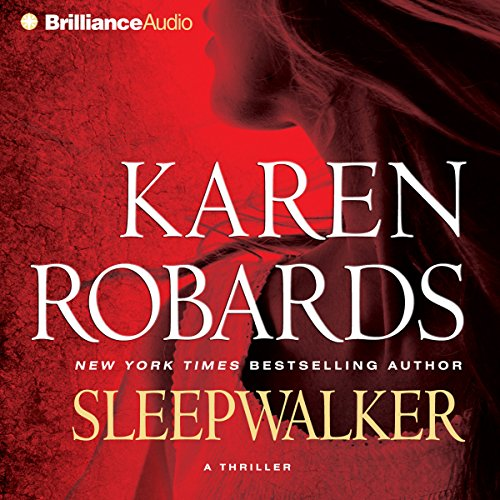 Sleepwalker audiobook cover art