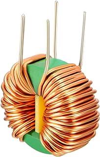 Sourcingmap – 1 pieza horizontal Toroide magnético inductor monolayer cable de viento herida 15 mH 5 A inductancia bobina