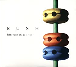 rush different stages songs