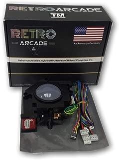 3 Suzo Happ Trackball Replacement Arcade MAME 55-0200