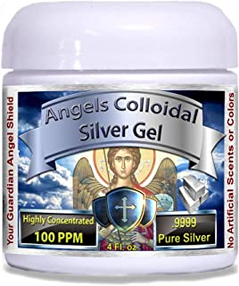 Colloidal Silver Gel - 4 oz