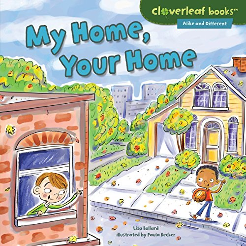 My Home, Your Home copertina