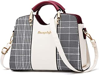 Fashion Simple Shoulder Bags for Female PU Leather Messenger Bag (EHB01124)