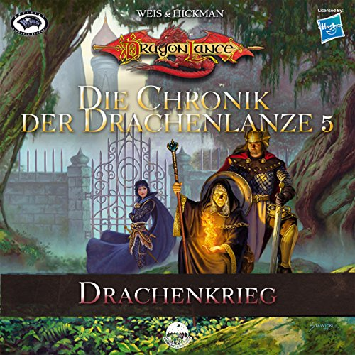 Drachenkrieg audiobook cover art